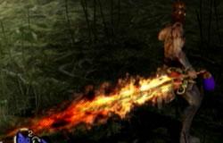 焔刃剣の最大強化後画像