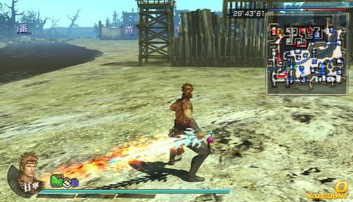 焔刃剣上位武器の炎強化2