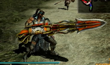 螺旋弩の秘蔵武器画像