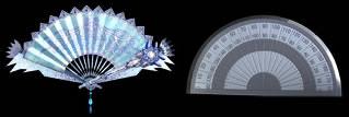 双扇の上位・異色武器のイメージ画像