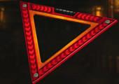 断月刃|三角表示板の画像