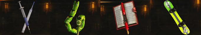 異色武器セット3のイメージ画像