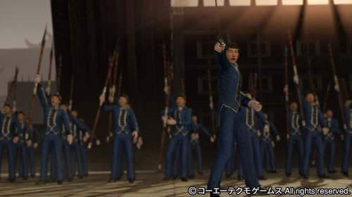 兵士オリジナル衣装1(学園風)のイベント画像