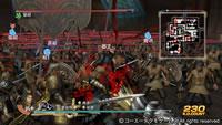 PS4版三國無双7猛将伝DLC孤軍奮闘戦