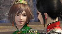 PS4版三國無双7猛将伝の孫尚香実機イベントシーン