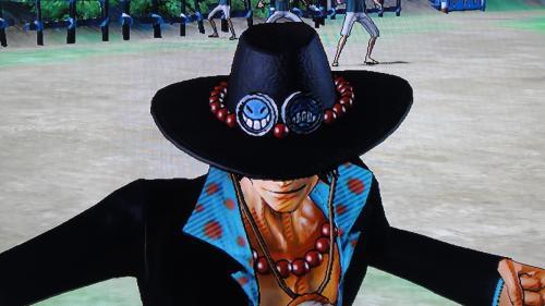SW衣装帽子アップ画像
