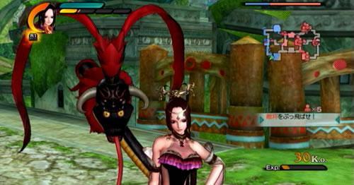 海賊無双2のハンコック貂蝉DLC衣装画像