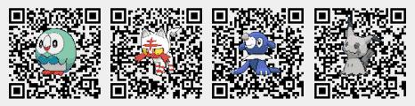 アローラ図鑑色違いQRコードTOP画像