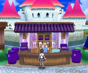 染め物屋の見た目(紫)