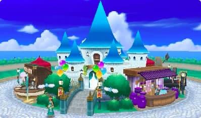 フェスサークルのお城のベーシックテーマ