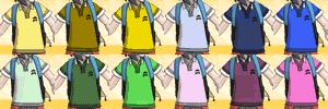 ポロシャツの色一覧表TOP画像