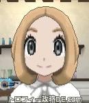 サンムーン女主人公の髪型ボブ・色ライトベージュ(前髪すっきり)