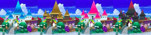 フェスサークルのお城のテーマ一覧画像